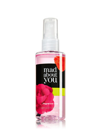 Signature Collection Mad About You Travel Size Fine Fragrance Mist - Bath And Body Works