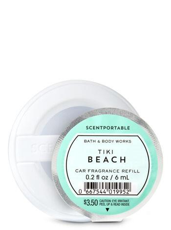 Tiki Beach Scentportable Fragrance Refill - Bath And Body Works