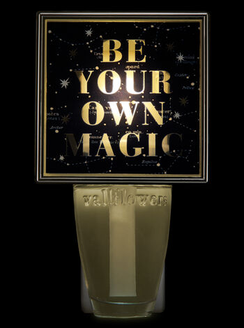 Be Your Own Magic Nightlight Wallflowers Fragrance Plug