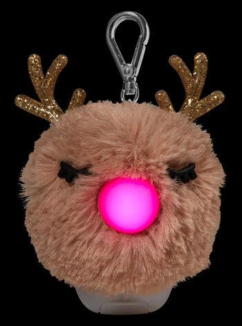 Reindeer Pom PocketBac Holder