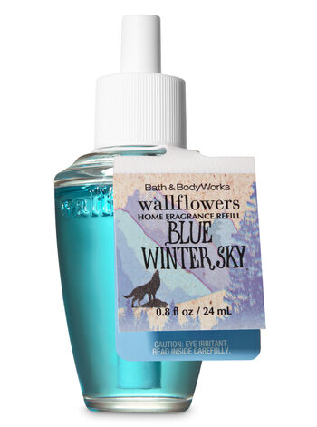 Blue Winter Sky Wallflowers Fragrance Refill - Bath And Body Works