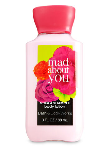 Signature Collection Mad About You Travel Size Body Lotion - Bath And Body Works