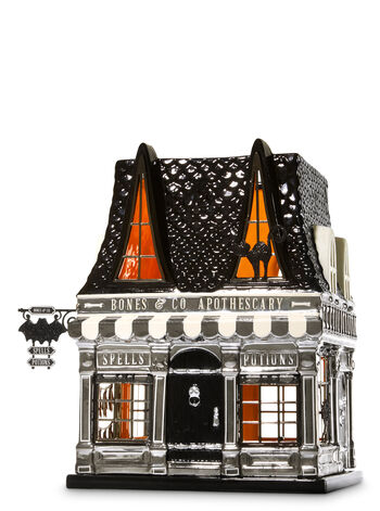 Extra-Large Apothescary House 3-Wick Candle Sleeve - Bath And Body Works