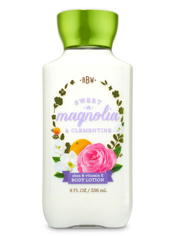 Signature Collection Sweet Magnolia & Clementine Body Lotion - Bath And Body Works