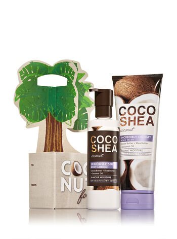 CocoShea Coconut Coconuts for You Gift Set