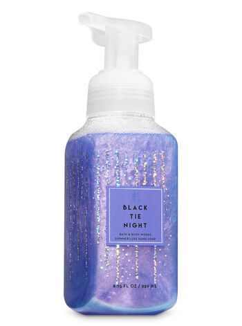 Black Tie Night Shimmer Luxe Hand Soap - Bath And Body Works