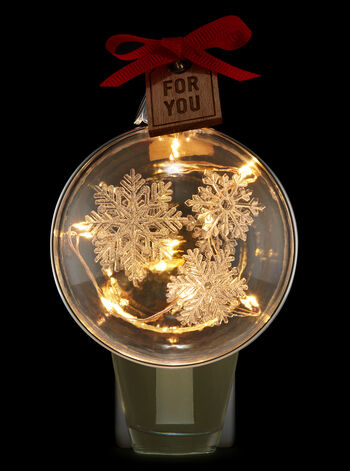 Ornament with Fairy Lights Wallflowers Fragrance Plug