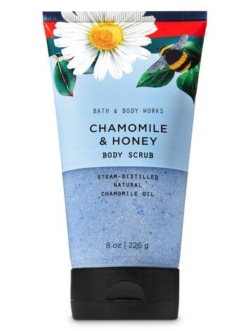 Chamomile & Honey Body Scrub - Bath And Body Works