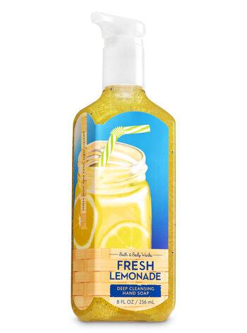 Fresh Lemonade Deep Cleansing Hand Soap - Bath And Body Works