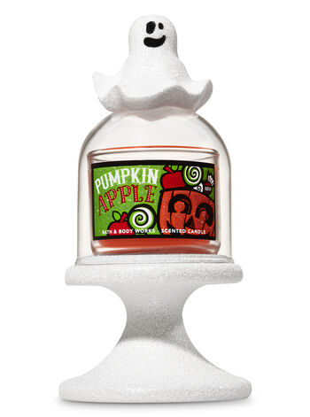 Ghost Cloche Pedestal Mini Candle Holder - Bath And Body Works