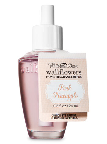 Pink Pineapple Wallflowers Fragrance Refill - Bath And Body Works