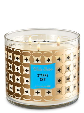 Starry Sky 3-Wick Candle - Bath And Body Works