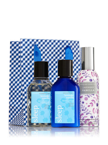 Lavender Vanilla Little Luxuries Gift Kit - Bath And Body Works