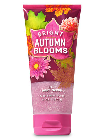Bright Autumn Blooms Jelly Body Scrub - Bath And Body Works