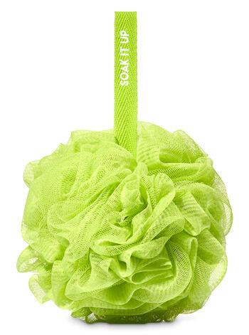 Green Mesh Shower Sponge - Bath And Body Works