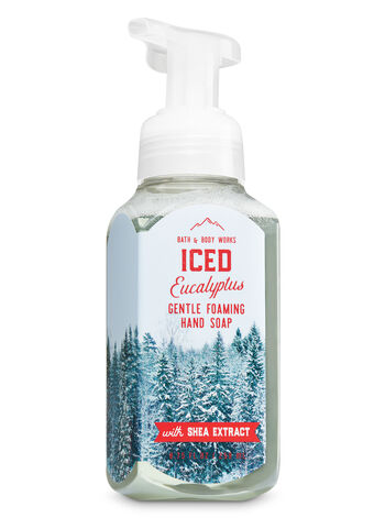 Iced Eucalyptus Gentle Foaming Hand Soap - Bath And Body Works