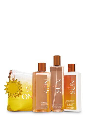 In The Sun Sunny Days Gift Set