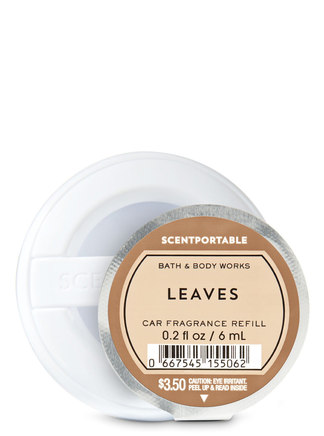 Leaves Scentportable Fragrance Refill | Bath & Body Works