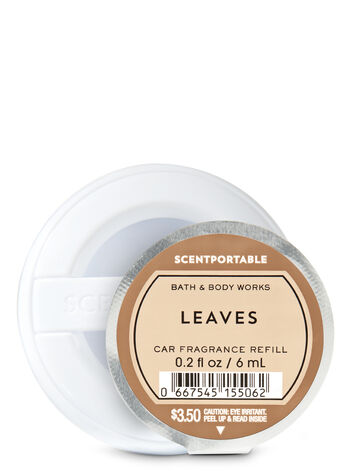 Leaves Scentportable Fragrance Refill - Bath And Body Works