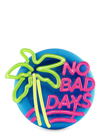 No Bad Days Visor Clip Scentportable Holder - Bath And Body Works