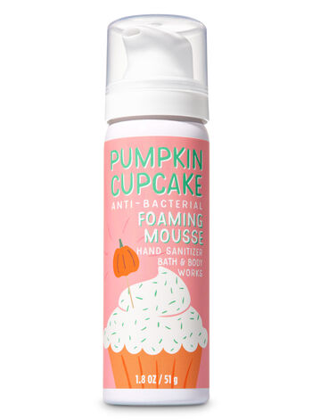 Pumpkin Cupcake Foaming Hand Sanitizer - Bath And Body Works