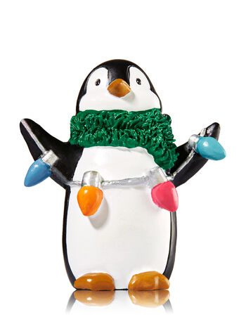 Party Penguin 3-Wick Candle Lid Magnet
