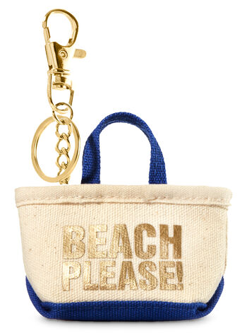 Beach Please Tote PocketBac Holder - Bath And Body Works