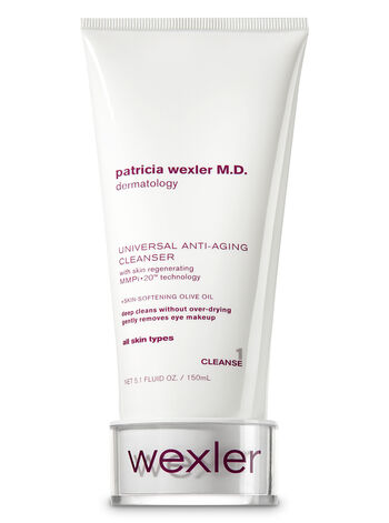 Wexler Universal Anti-Aging Cleanser With Olive Oil - Bath And Body Works