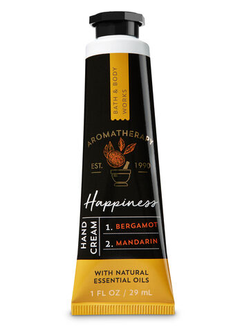 Aromatherapy Happiness - Bergamot & Mandarin Hand Cream - Bath And Body Works