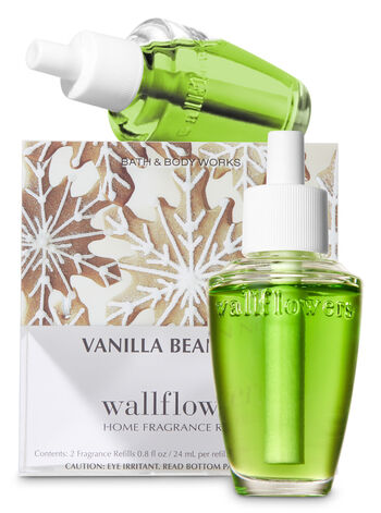 Vanilla Bean Noel Wallflowers 2-Pack Refills - Bath And Body Works