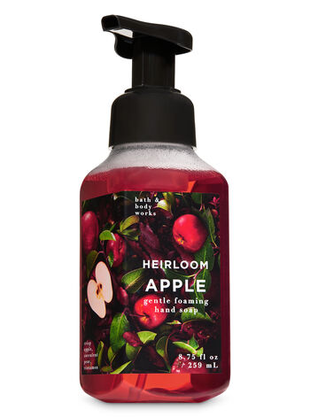 Heirloom Apple Gentle Foaming Hand Soap - Bath And Body Works