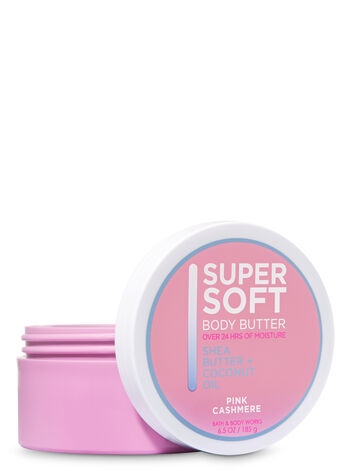 Pink Cashmere Super Soft Body Butter - Bath And Body Works