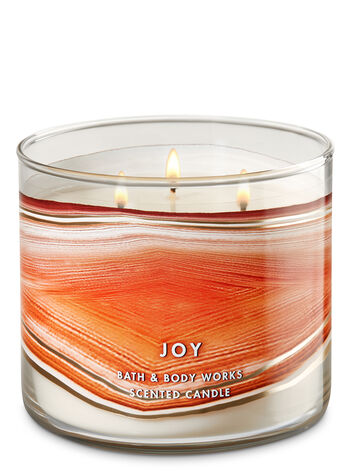 Sunstone 3-Wick Candle - Bath And Body Works
