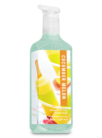 Cucumber Melon Deep Cleansing Hand Soap - Bath And Body Works