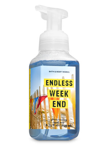 Endless Weekend Gentle Foaming Hand Soap - Bath And Body Works