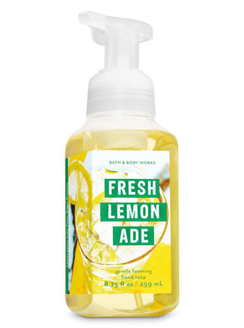 Fresh Lemonade Gentle Foaming Hand Soap - Bath And Body Works