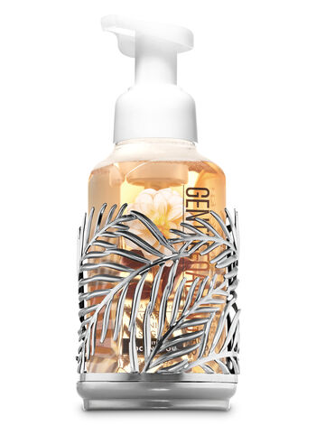 Palm Leaf Hand Soap Sleeve - Bath And Body Works