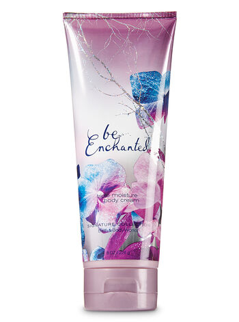 Signature Collection Be Enchanted Triple Moisture Body Cream - Bath And Body Works