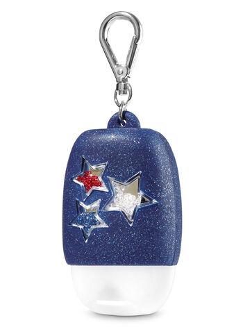 Americana Sparkly Stars PocketBac Holder - Bath And Body Works