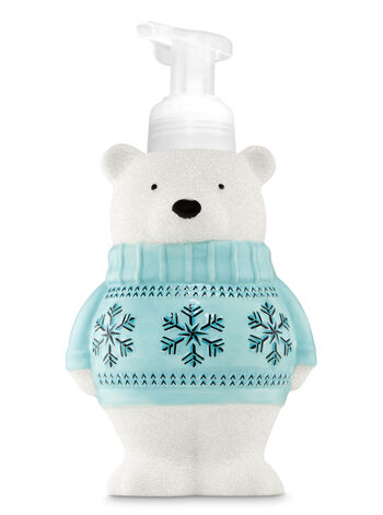 Polar Bear Soap Dispenser - Bath And Body Works