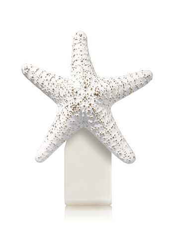 White Starfish Wallflowers Fragrance Plug