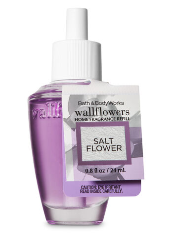Salt Flower Wallflowers Fragrance Refill - Bath And Body Works