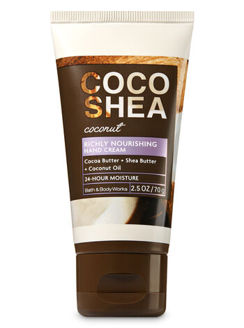 Signature Collection CocoShea Coconut Hand Cream - Bath And Body Works