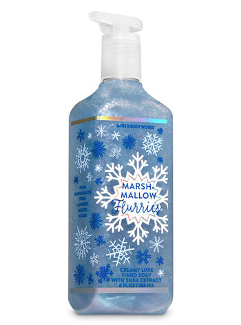 Marshmallow Flurries Creamy Luxe Hand Soap - Bath And Body Works