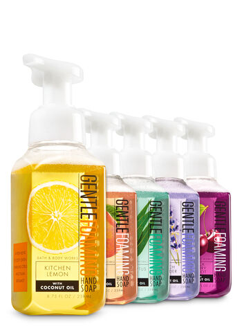 Core 5-Pack Gentle Foaming Hand Soap - Bath And Body Works