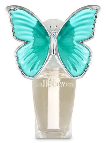 Blue Butterfly Nightlight Wallflowers Fragrance Plug