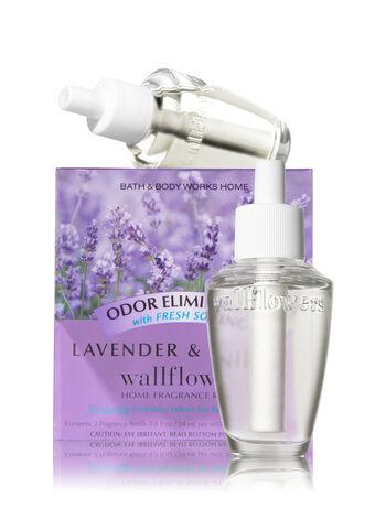 Lavender & Vanilla Wallflowers 2-Pack Refills - Bath And Body Works