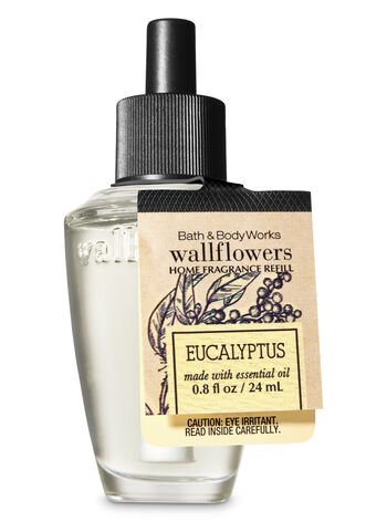 Eucalyptus Wallflowers Fragrance Refill - Bath And Body Works
