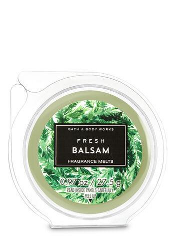 Fresh Balsam Fragrance Melt - Bath And Body Works