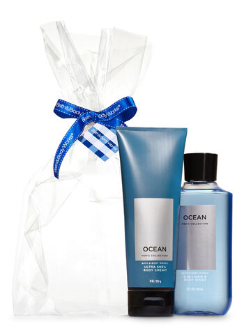Ocean Lather & Smooth Gift Set - Bath And Body Works